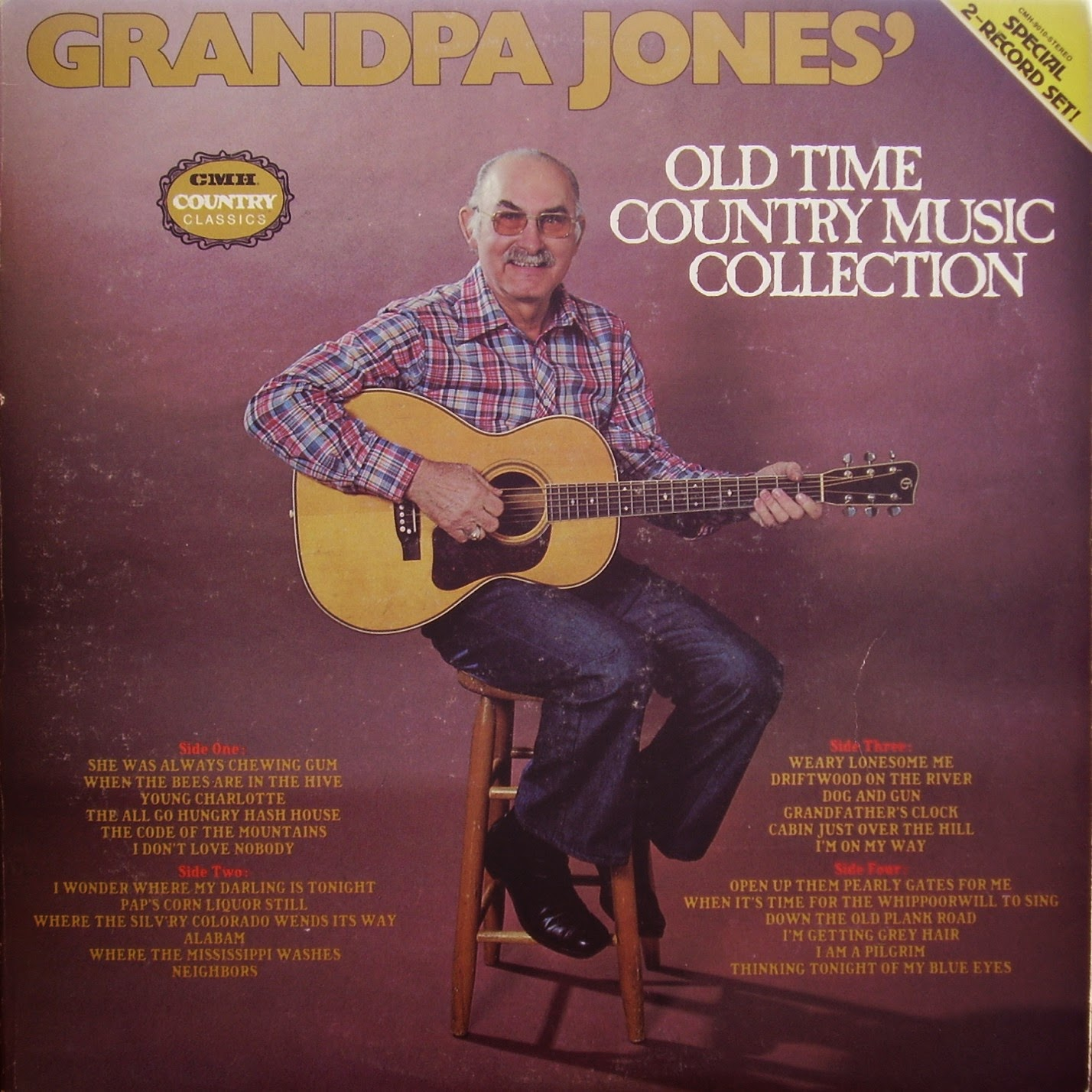 el Rancho: Old Time Country Music Collection - Grandpa Jones (1978)