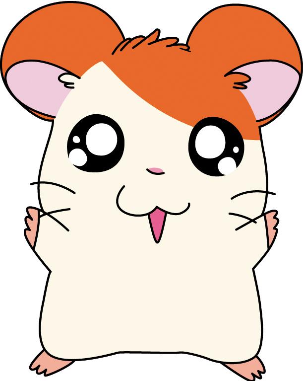 Anime hamtaro - Hamster dessin anime ...