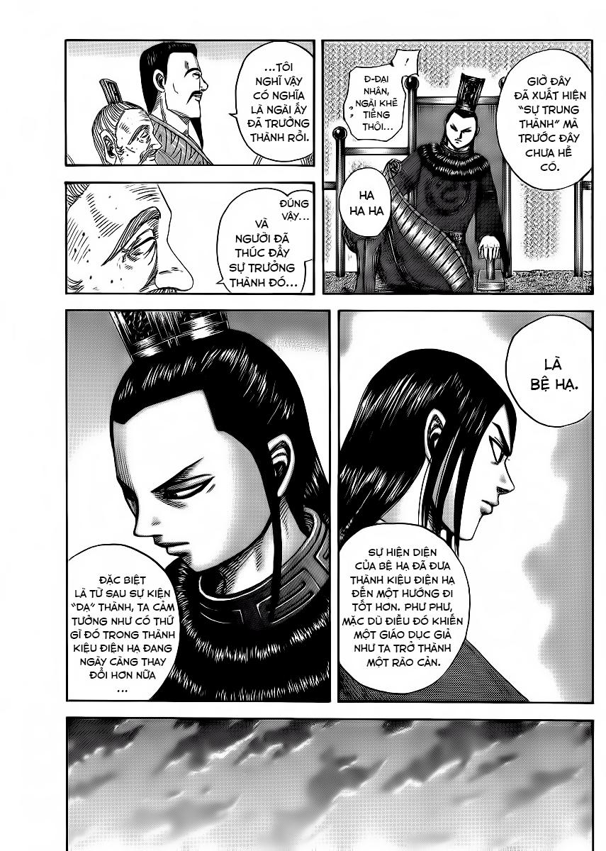 Kingdom - Vương Giả Thiên Hạ Chapter 368 page 6 - IZTruyenTranh.com
