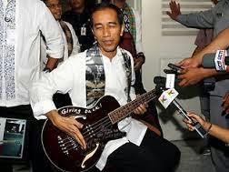 Joko Widodo Calon Pilihan Presiden Indonesia ?