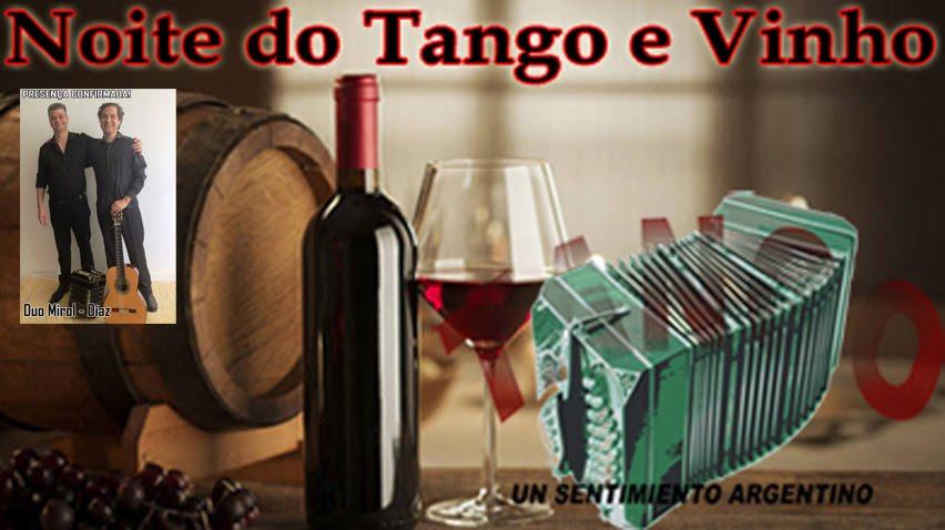 Noite do Tango & Vinho