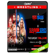 WWE Survivor Series  (2018) HDTV 720p Latino/Ingles (Both brands)