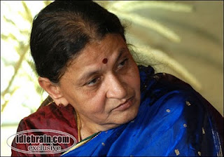 Mahesh Babu's mother