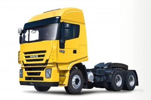 heavy-duty trucks Iveco 682