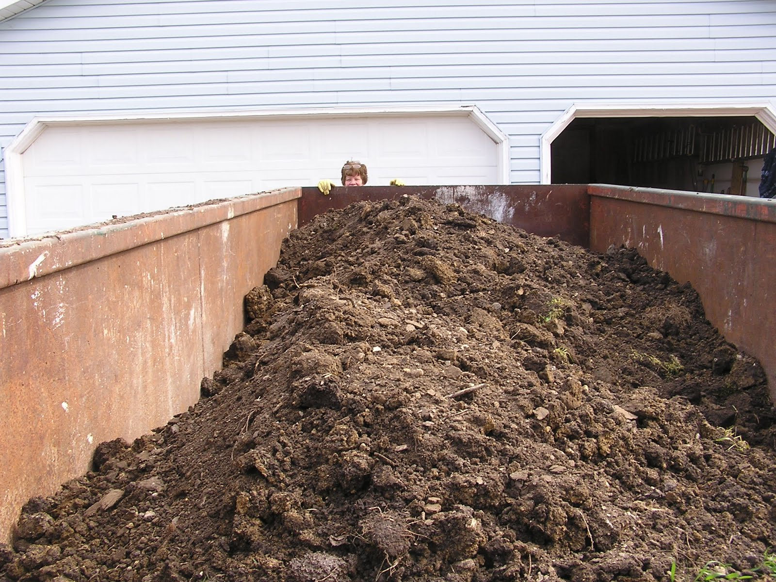 Our big blue house dirt for Mineral soil definition