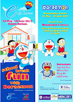 Doraemon Time Travel Roadshow 2012