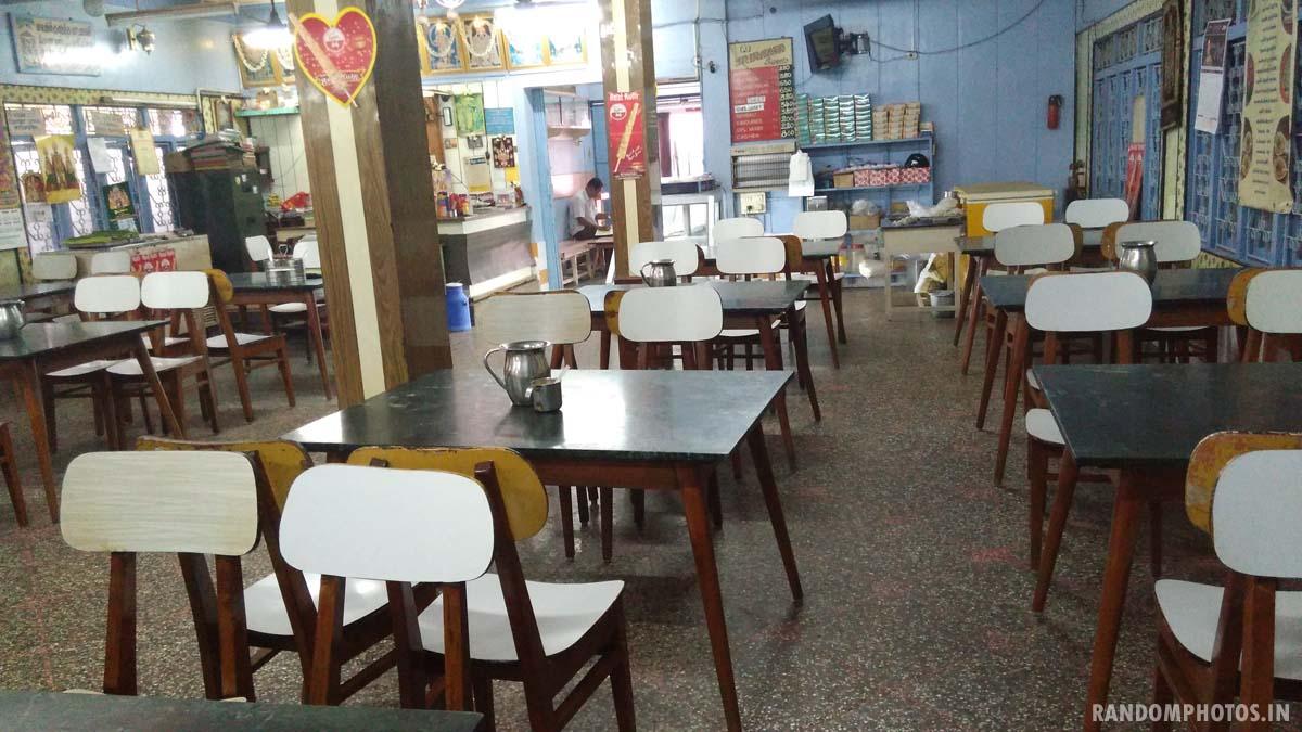 Dining Hall Sri Rama Hotel