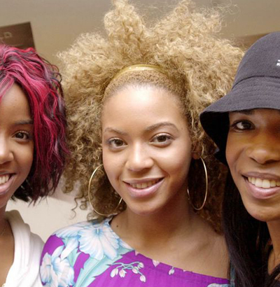 Your africa is showing beyonces natural hair i came across this photo on the web the other day a throwback of beyonce sporting a natural look look at those tight waves at her roots pmusecretfo Gallery
