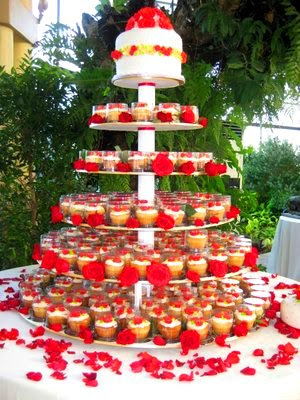 Philippine wedding trends 10 unique wedding reception ideas wedding cupcake tower by top cakes junglespirit Gallery