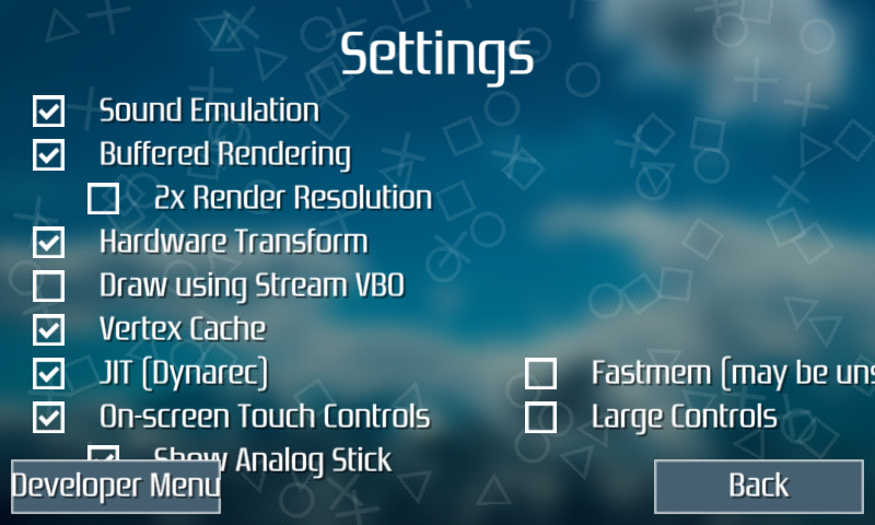 PSP Emulator For Android, free download
