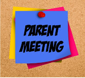 2013 Parent Meeting Agenda Discussion