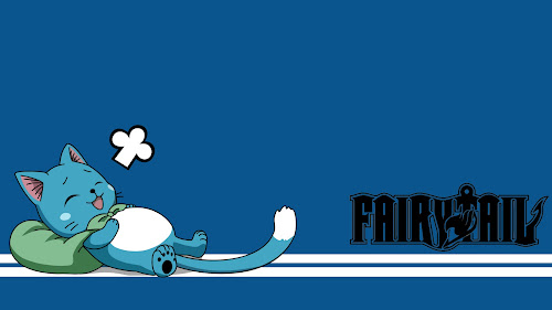 happy fairy tail anime