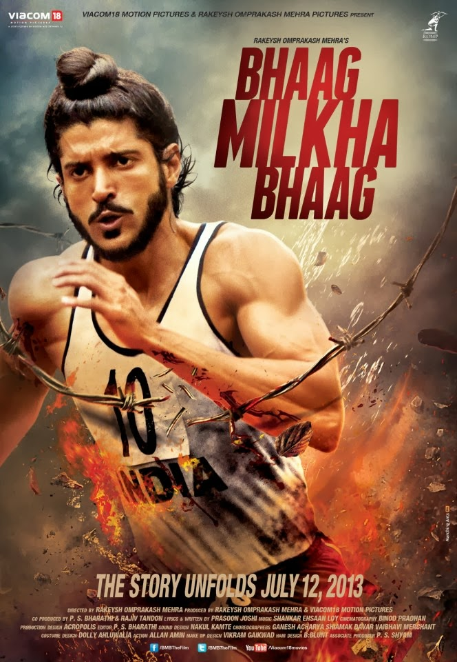 Watch Bhaag Milkha Bhaag (2013) Shemaro DVDRip Hindi Full Movie Watch online For Free Download