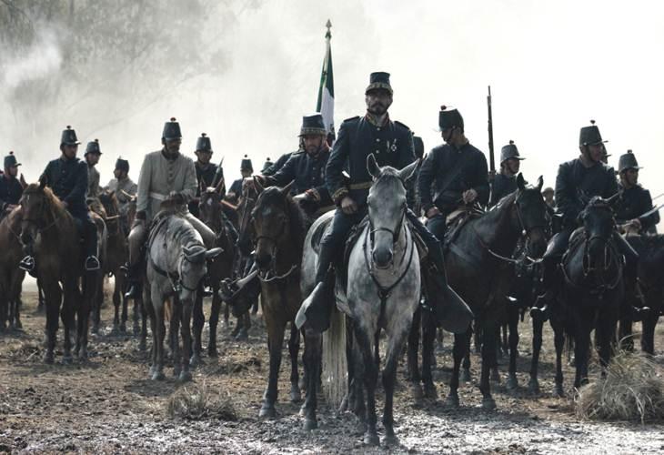 Cinco de Mayo: La Batalla' Película Mexicana