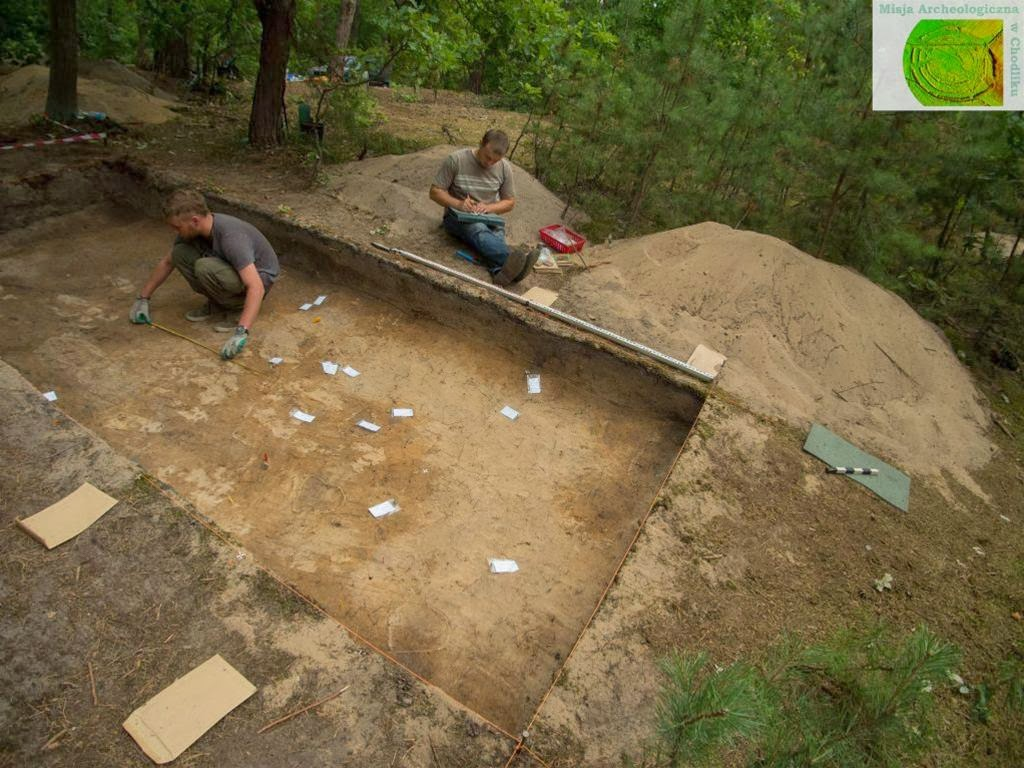 Early medieval finds in Poland's Lublin region
