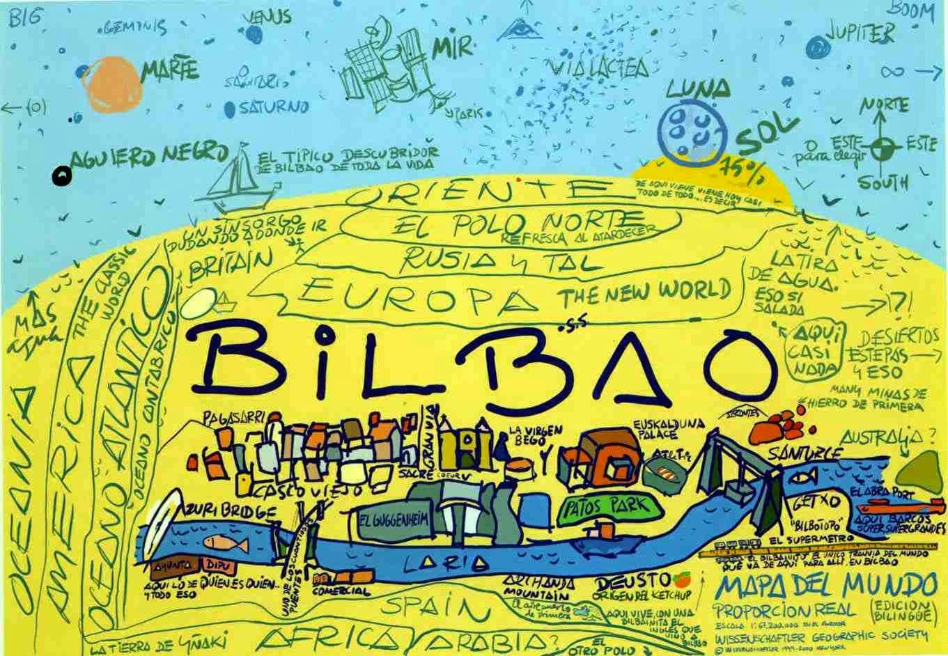 Bilbao, Bilbainada
