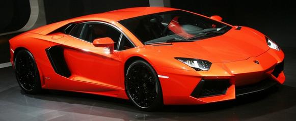 2015 Lamborghini Aventador SV Price