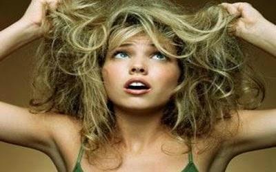 saç kırıklarının sebepleri