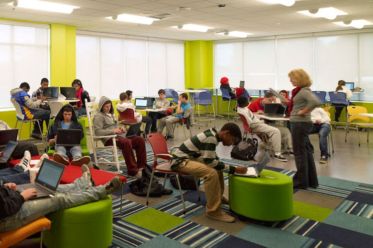 Innovative Classroom Environment : A principal s reflections pillars of digital leadership