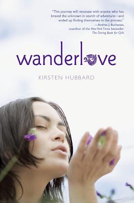Blog Tour Stop: Wanderlove by Kirsten Hubbard!