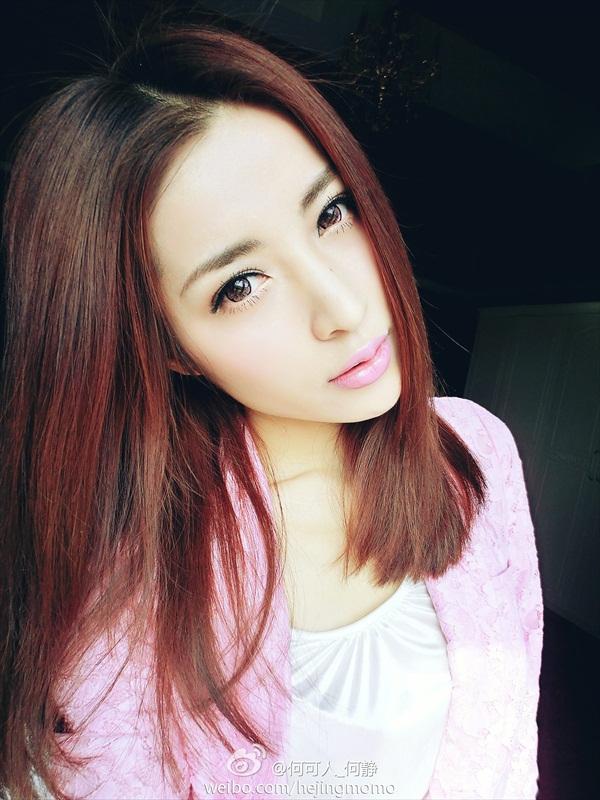 Model He Jing 何静