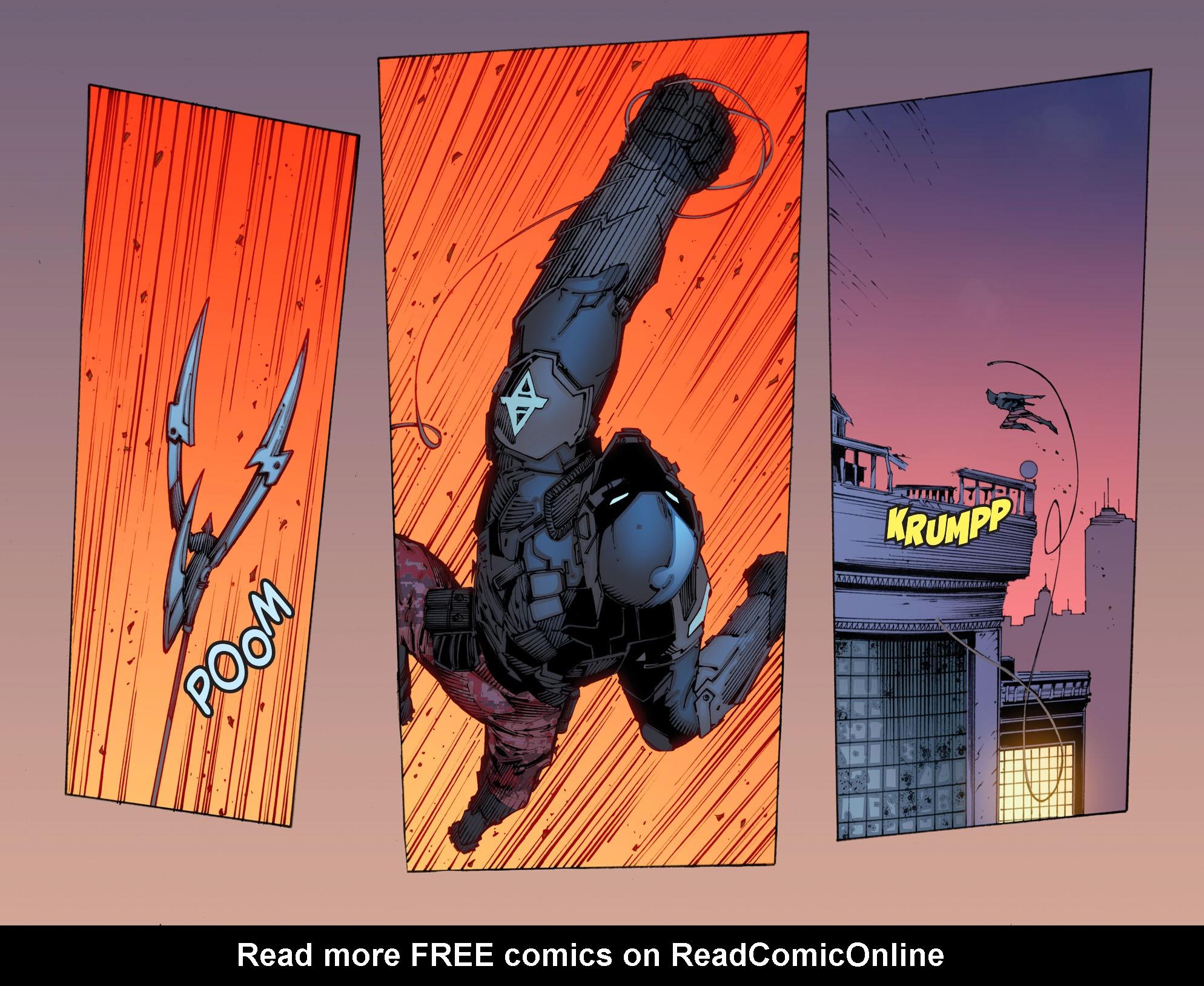 Batman: Arkham Knight [I] Issue #33 #35 - English 16