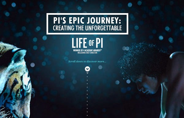 Journey Life of Pi