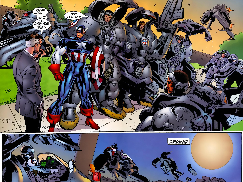 Captain America (1996) Issue #10 #10 - English 6