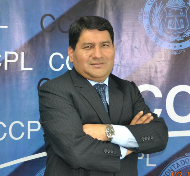 CPCC JOSE LUIS GARCÍA QUISPE