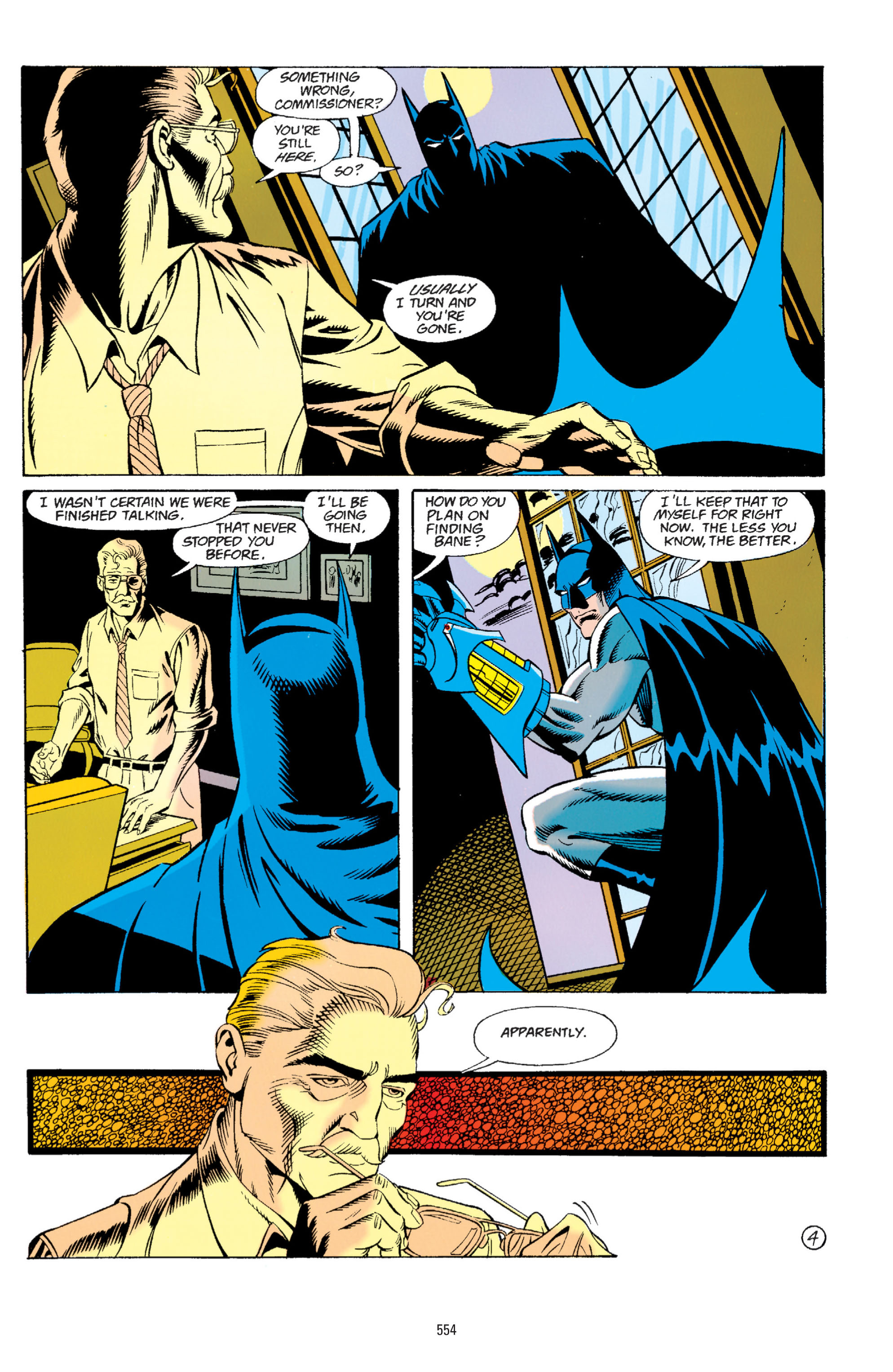 Detective Comics (1937) Issue #666 Page 5