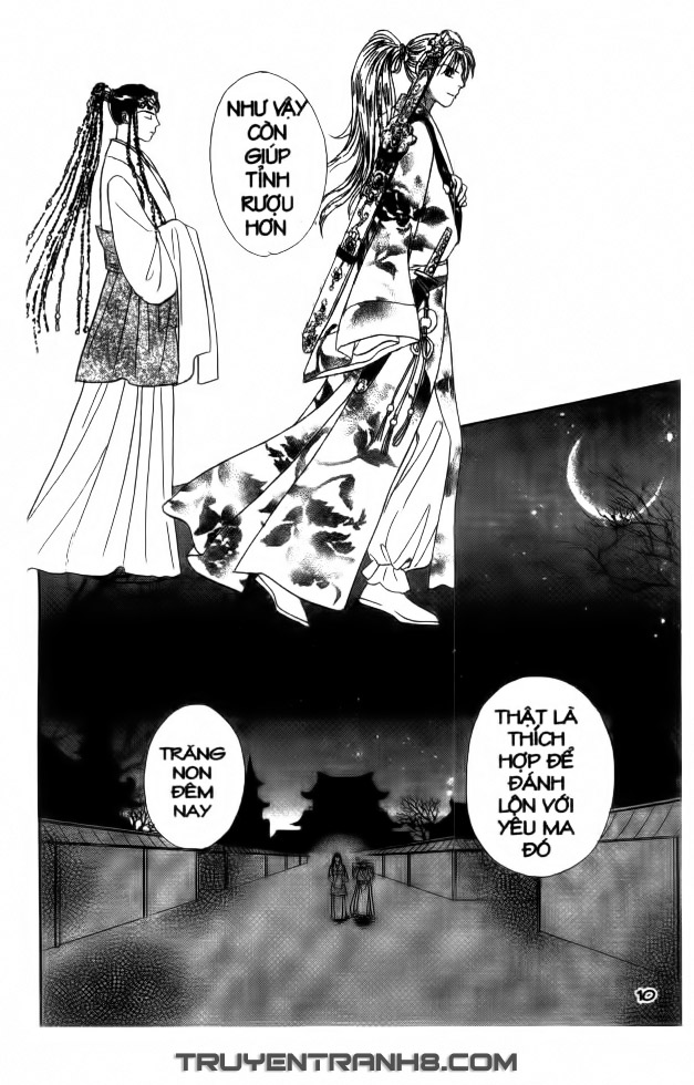 Đôi Cánh ỷ Thiên - Iten No Tsubasa chap 1 - Trang 10