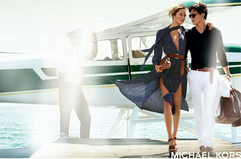 Michael Kors Ad Campaign Spring/Summer 2014