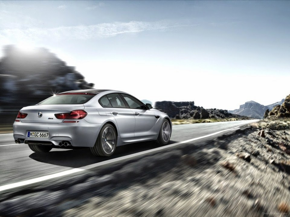 BMW M6 Gran Coupe Car Wallpapers