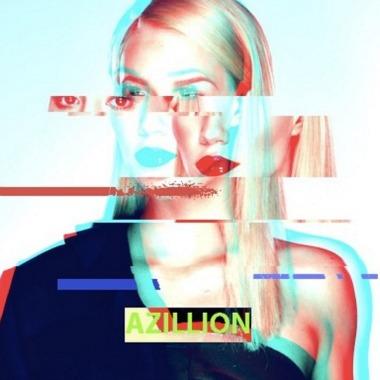 """Escucha """"AZILLION"""", la nueva canción de Iggy Azalea."""