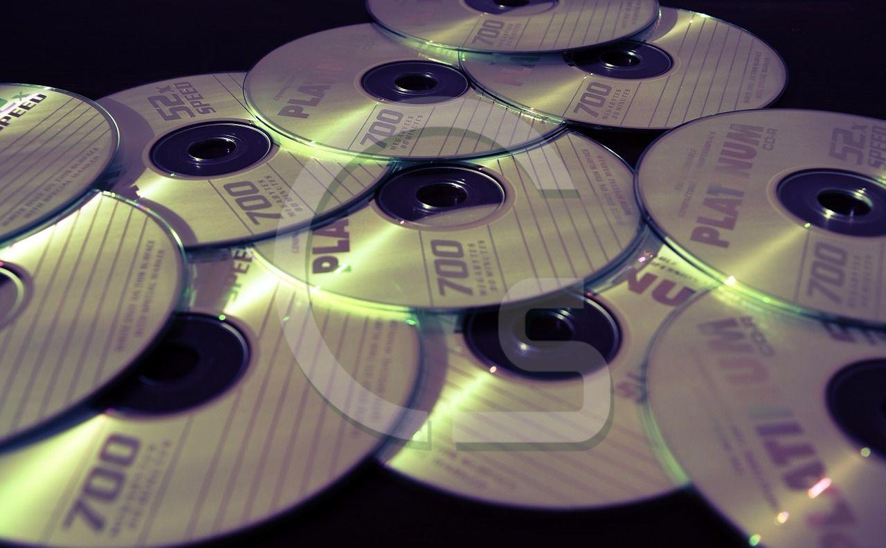 طريقة اخراج واستعادة الملفات من CD التالف و المعطوب