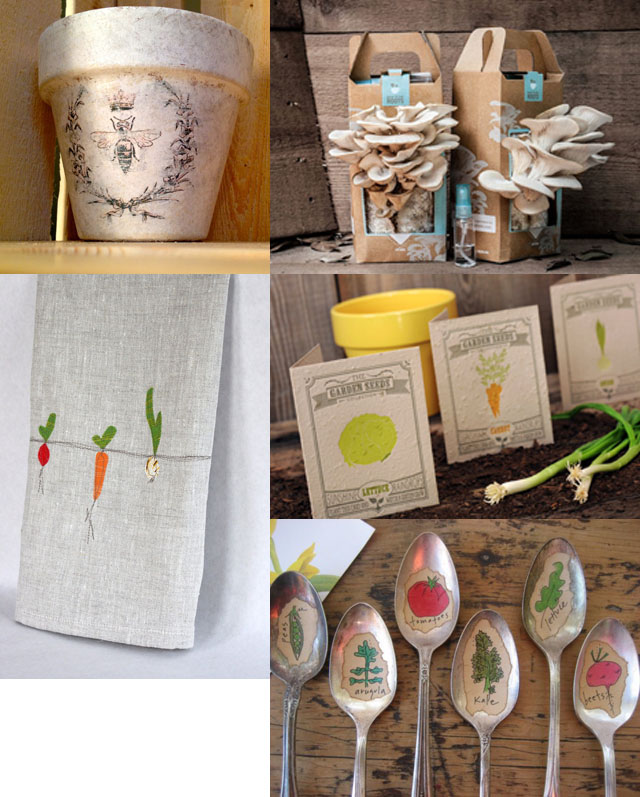 Cupcakes Confetti Mother 39 S Day Gifts For The Garden Lover