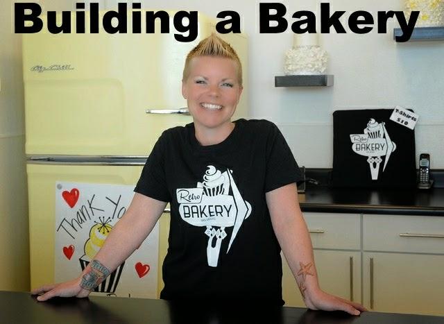 Building a Bakery