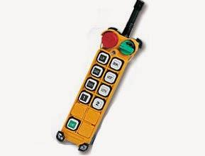 Tay điều khiển từ xa Telecrane F24-8S