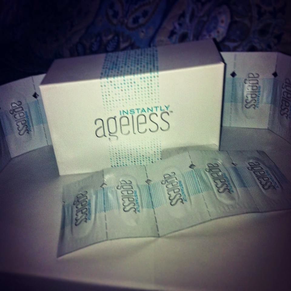 Nature's Beauty Secret - Instantly Ageless