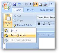 Cara Copy-Paste Text Dari website ke Microsoft Word