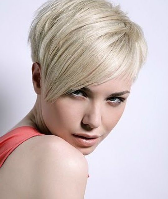 The Terrific Short Black Hairstyles For Funky Women Picture