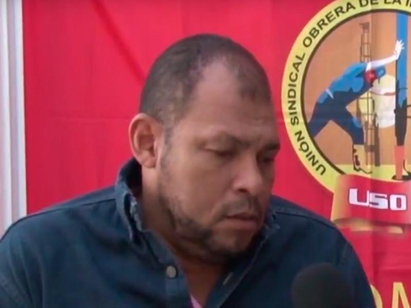 Nueva agresión de la administración de Ecopetrol con el despido de Wilmer Hernández