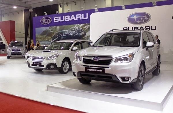 Subaru Fuarda