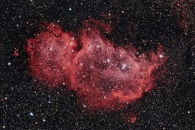 La nebulosa del Alma