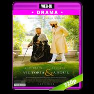 La reina Victoria y Abdul (2017) WEB-DL 720p Audio Dual Latino-Ingles
