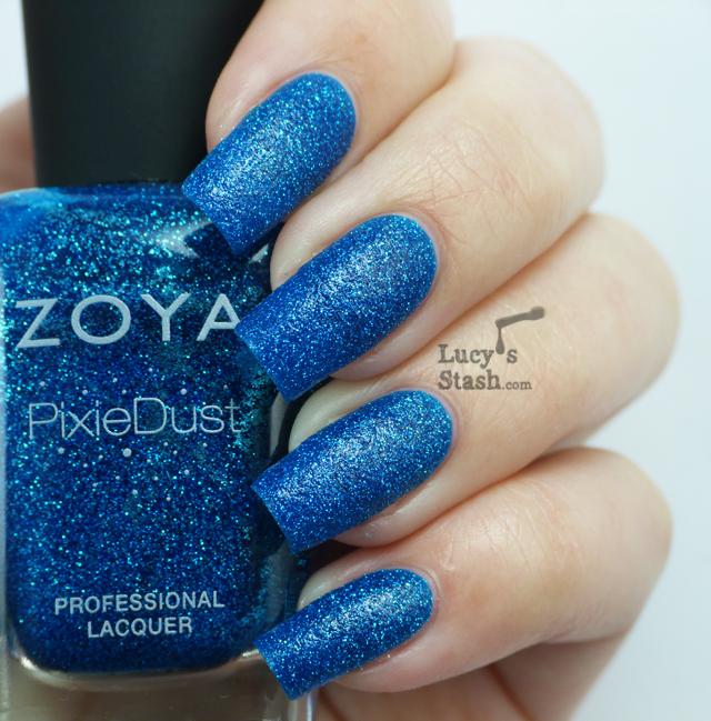 Lucy's Stash - Zoya Liberty