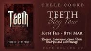 Chele Cooke's TEETH Tour & Giveaway