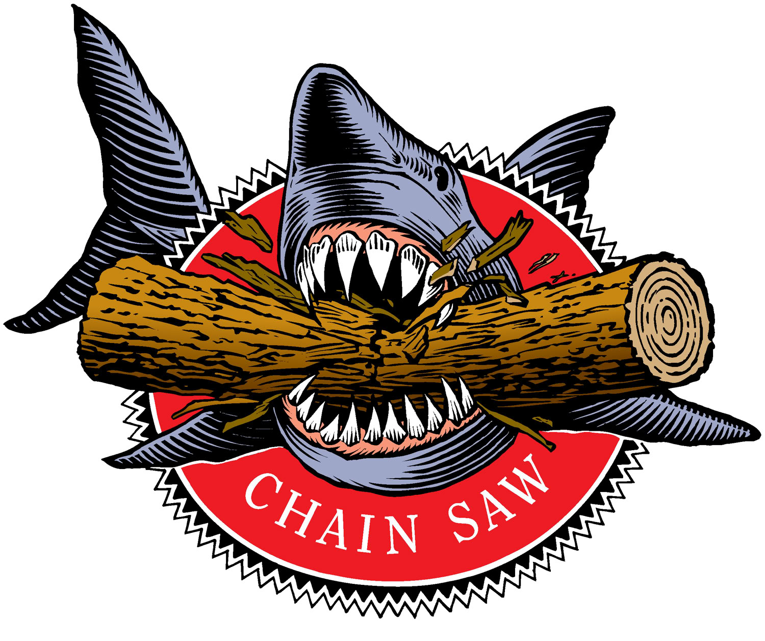 12 shark inspired logos lets share the world of fantasy