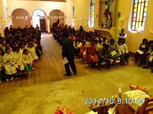 250 Teilnehmer beim Dankgottesdienst