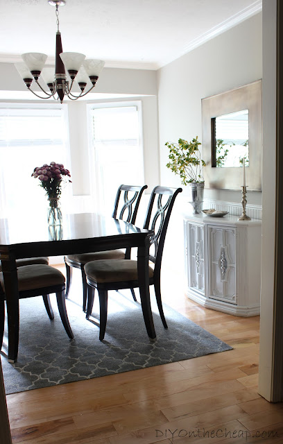 Charming Dining Room:
